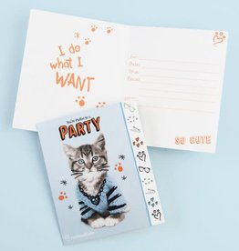 Forum Novelty INVITATIONS (8) - CHAT