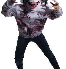 RUBIES COSTUME ENFANT: CREEPY PASTA GO TO SLEEP -