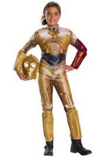 RUBIES COSTUME ENFANT C-3PO