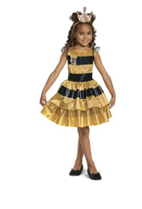 Disguise COSTUME ENFANT LOL SURPRISE - QUEEN BEE