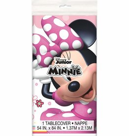 Unique NAPPE DE PLASTIQUE - MINNIE MOUSE