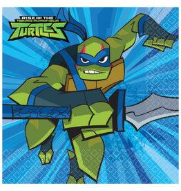 Amscan serviette de table tortue Ninja
