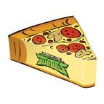 Amscan BOITE CADEAU PIZZA (8) - LES TORTUES NINJAS