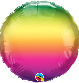 Qualatex *BALLON MYLAR 18PO - MULTICOLOR