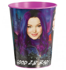Amscan VERRE DE PLASTIQUE DESCENDANTS 3