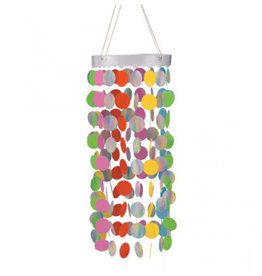 Amscan DÉCORATION CHANDELIER - MULTICOLORE