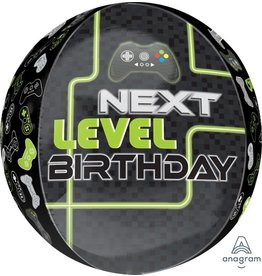 Anagram BALLON ORBZ - NEXT LEVEL BIRTHDAY