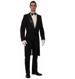 Forum Novelty *COSTUME ADULTE TUXEDO A QUEUE
