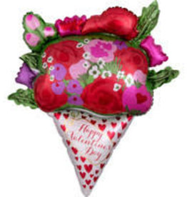 Anagram BOUQUET DE FLEURS - HAPPY VALENTINE'S DAY