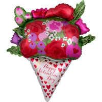 Anagram BOUQUET DE FLEURS - HAPPY VALENTINE'S DAY