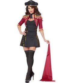 California Costumes COSTUME ADULTE MATADOR
