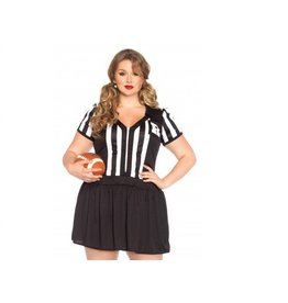 Leg Avenue COSTUME ADULTE ARBITRE MI-TEMPS