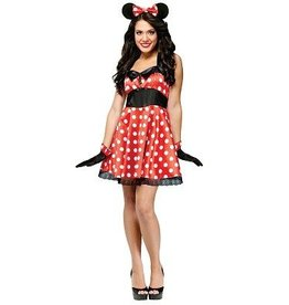 FUN WORLD *COSTUME MINNIE MOUSE RETRO