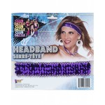 Forum Novelty BANDEAU A PAILLETTES MAUVE