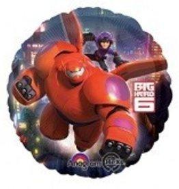 Anagram MYLAR 18PO BIG HERO 6