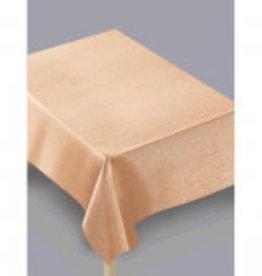 Amscan NAPPE EN TISSUE 60X104PO - ROSE GOLD MÉTALLIQUE