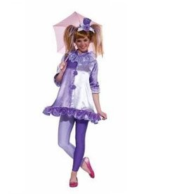 Forum Novelty *COSTUME CLOWN VIOLETTE