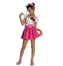 RUBIES COSTUME ENFANT HELLO KITTY