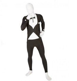 MORPHSUITS COSTUME ADULTE MORPHSUIT TOXEDO