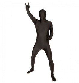 MORPHSUITS COSTUME MORPHSUIT NOIR