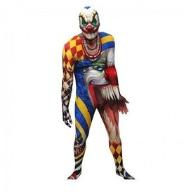 MORPHSUITS *COSTUME MORPHSUIT CLOWN