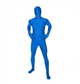 MORPHSUITS *COSTUME MORPHSUIT BLEU