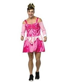Rasta Imposta COSTUME ADULTE PRINCESSE POILUE - SLEEPING BOOZY