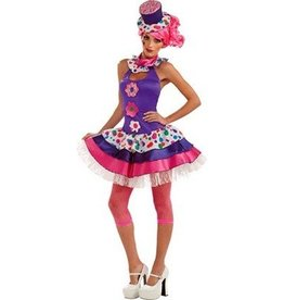 RUBIES *COSTUME ADULTE CLOWN JELLY BEAN