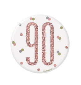 Unique *MACARON 90 ANS - ROSE GOLD