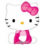Anagram BALLON MYLAR SUPERSHAPE - HELLO KITTY