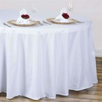PARTY SHOP LOCATION NAPPE RONDE POLYESTER - 120PO