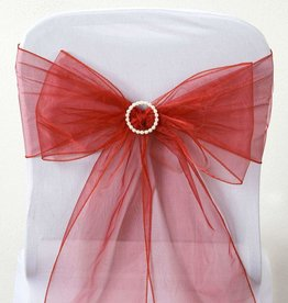 PARTY SHOP ORGANZA SASHES