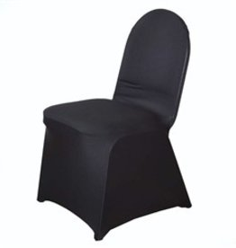 PARTY SHOP BANQUET SPANDEX CHAIR COVER