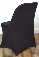 PARTY SHOP SPANDEX FOLDING CHAIR COVER RENTAL