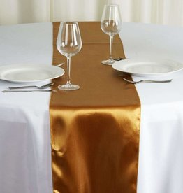 PARTY SHOP CHEMINS DE TABLE EN SATIN