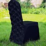 PARTY SHOP MADRID SPANDEX CHAIR COVER