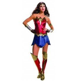 RUBIES COSTUME ADULTE WONDER WOMAN DELUXE
