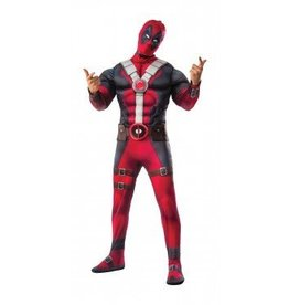 RUBIES COSTUME ADULTE DEADPOOL DELUXE