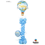PARTY SHOP MONTAGE BALLONS #6 - BABY SHOWER