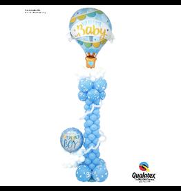 PARTY SHOP BABY SHOWER # 6 COLUMN