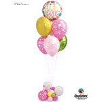 PARTY SHOP MONTAGE BALLONS #8 - BABY SHOWER