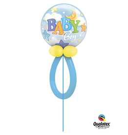 PARTY SHOP MONTAGE BALLONS #12 - BABY SHOWER