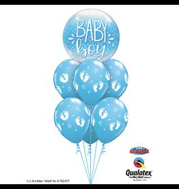 PARTY SHOP BOUQUET DE BALLONS BABY SHOWER #1