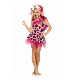 Leg Avenue *COSTUME ADULTE PENNY PREHISTORIQUE