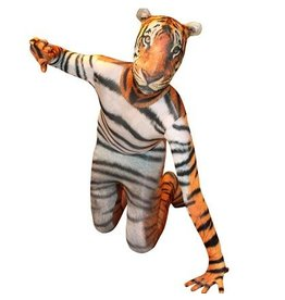 MORPHSUITS COSTUME MORPHSUIT TIGRE
