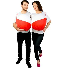 MORPHSUITS COSTUME COUPLE BRASSIERE