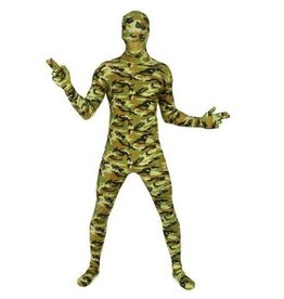 MORPHSUITS COSTUME MORPHSUIT COMMANDO