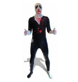 MORPHSUITS COSTUME MORPHSUIT ZOMBIE
