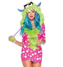 Leg Avenue *COSTUME ADULTE MELODY MONSTER