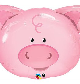 Qualatex BALLON SUPERSHAPE COCHON